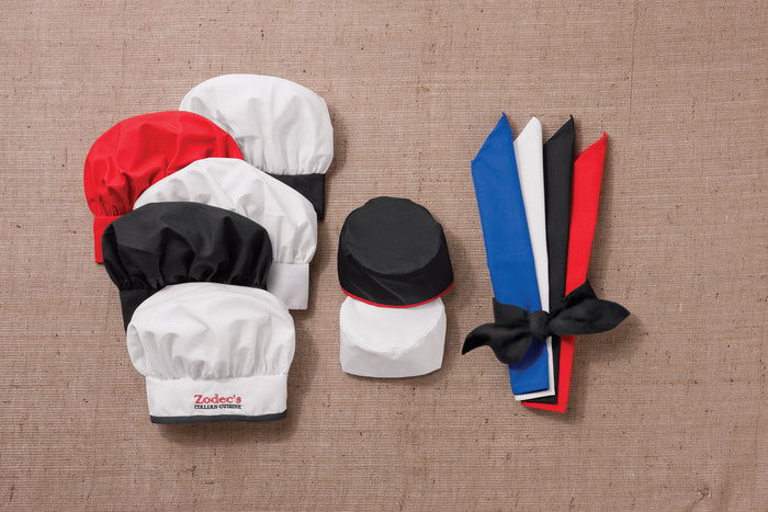 Red Kap Chef Hat - HP60