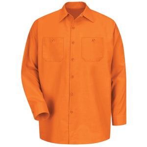 Red Kap Industrial Solid Work Shirt - SP14 (5th color)