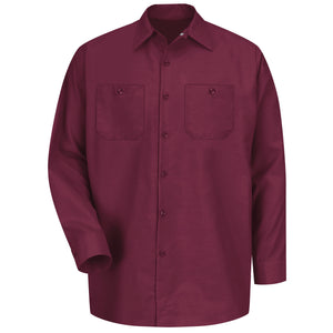 Red Kap Industrial Solid Work Shirt - SP14