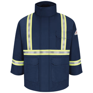 Bulwark Parka With Csa Compliant Reflective Striping - Cat 3 - (JLPC)