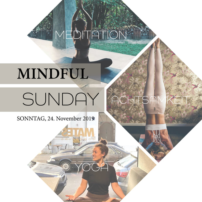 MINDFUL SUNDAY Event x LolaYoga x LIFE SOUL YOGA
