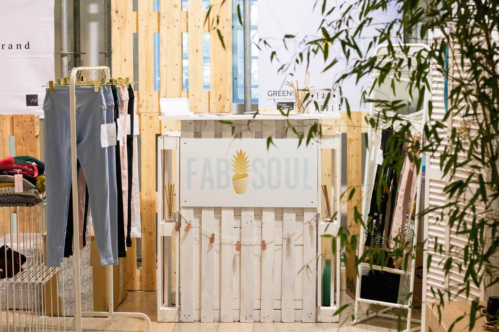 FABSOUL at Greenstyle MUC fashion fair and conference