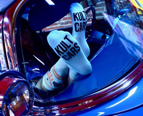 KULTCARS Ultra HighTop Sox
