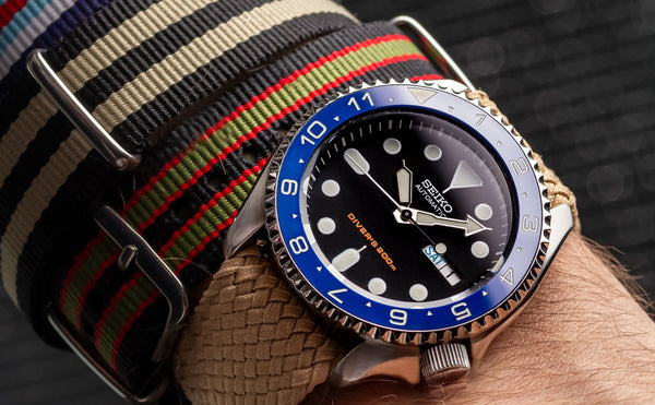 History of The NATO Watch Strap