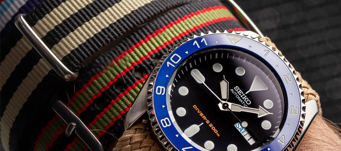 What is a NATO style watch strap?