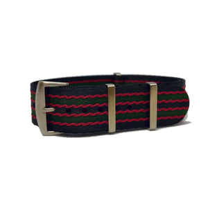 Premium Woven NATO Watch Strap - Vintage Bond