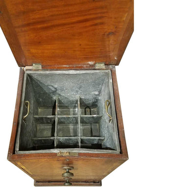 Federal Ice Chest - 18th Century