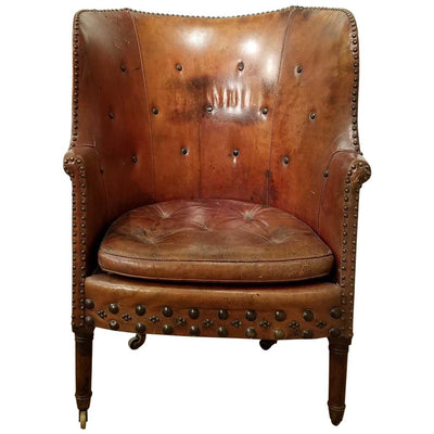 ORIGINAL REGENCY ARMCHAIR - 18TH CENTURY