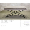 BRIDGE BENCH #128