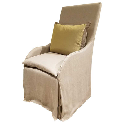 HIGH BACK VILLA CHAIR - SHOWROOM SAMPLE
