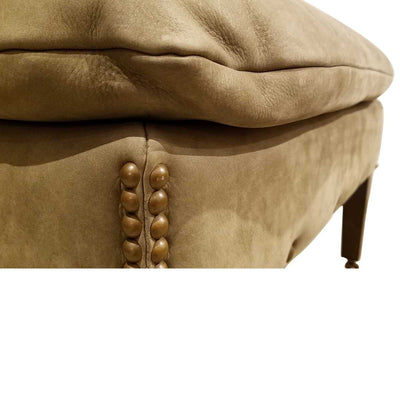 TRUNK OTTOMAN - SHOWROOM SAMPLE