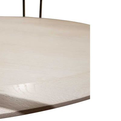 LARGE SQUARE & CIRCLE TABLE - SHOWROOM SAMPLE