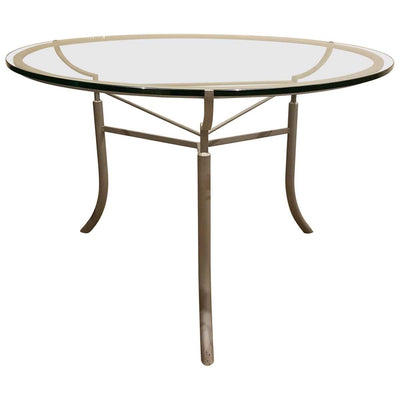 TRIPOD COFFEE TABLE - SHOWROOM SAMPLE