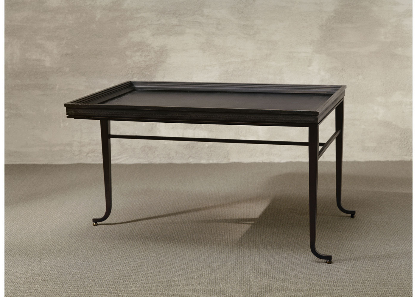 Three-Legged Coffee Table™ Steel Top