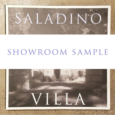 VILLA - HARDCOVER 1 (showroom sample)