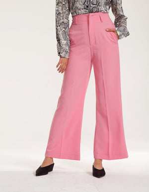 Tailored Trousers in Purple
