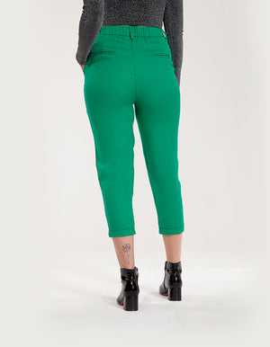 Tailored Pants in Green
