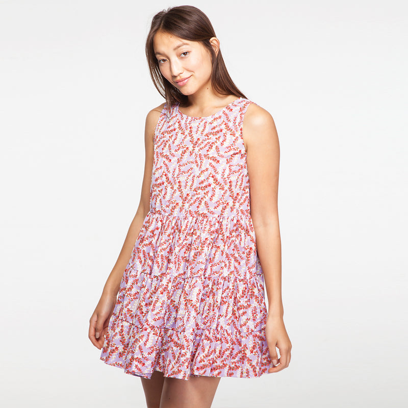 Summer Dress in Pink