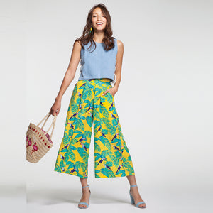 Hawai Pants in Yellow