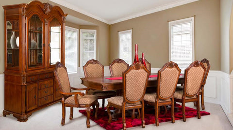 George Dining Room Suite