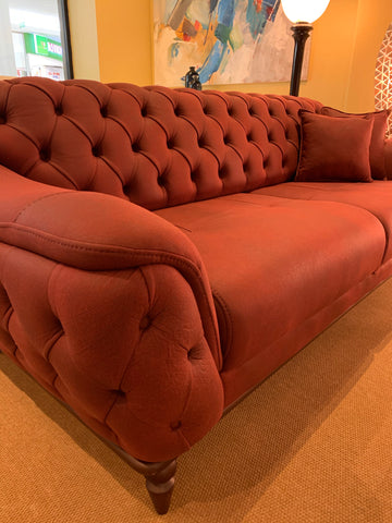 Bursa Lounge Suite Red