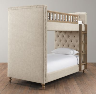 Upholstered Bunk Bed