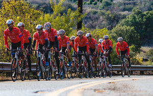 Behind The Scenes At the Rally UHC Cycling Men's Team Camp