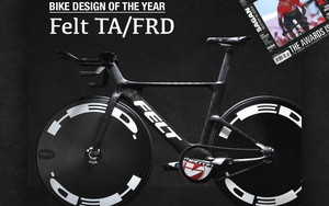 Bicycle Design Engineering Award Winner