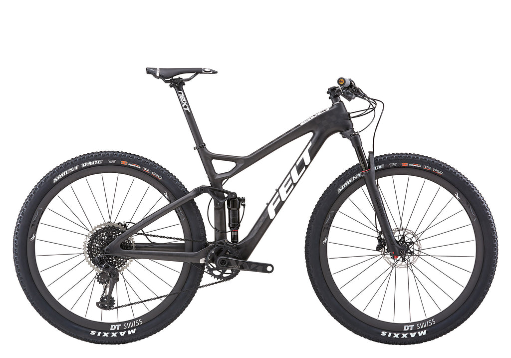 Felt Bicycles | Performance Cross-Country Mountain Bikes