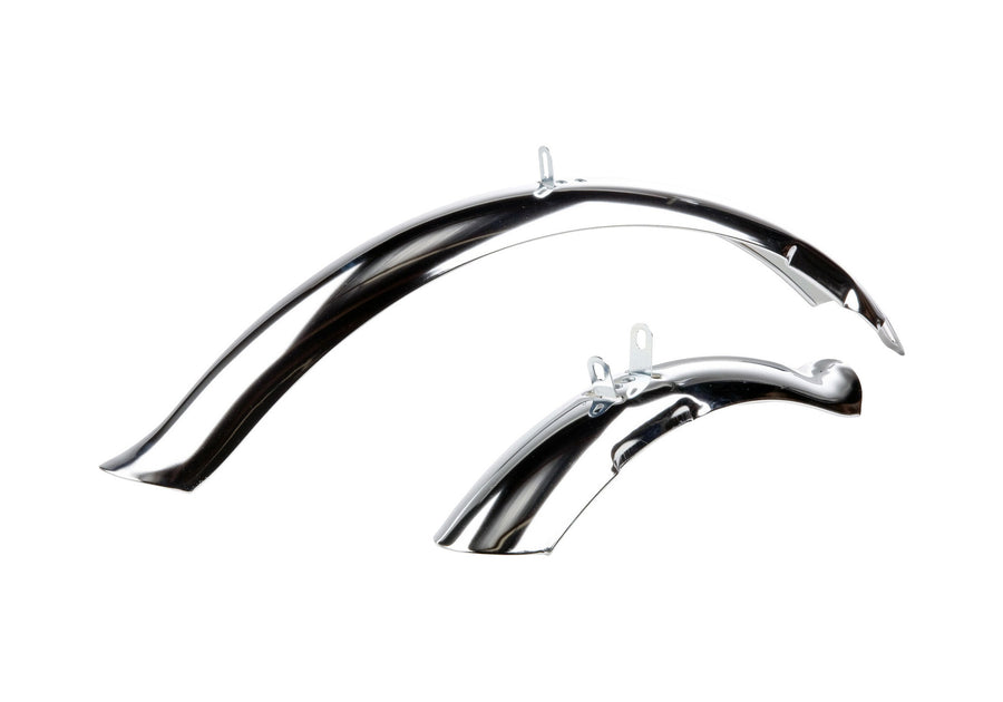FENDER SET SHORTY CHROME