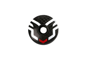 HEADSET TOP CAP F-WING CARBON