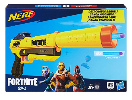 Nerf - Fortnite Sp