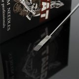 Curved Magnum #10 Long Taper QUATAT Tattoo Needle
