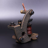 QUATAT Handmade Premium Coil Tattoo Machine -Brass