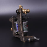 QUATAT Handmade Premium Coil Tattoo Machine old school