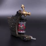 QUATAT Handmade Coil Tattoo Machine brass Liner