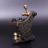 QUATAT Handmade Master Coil Tattoo Machine Shader