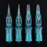 VIPER Curved Magnum #12 Long Taper Tattoo Needle Cartridges