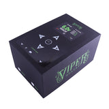 QUATAT VIPER LUXURY SLR Hand Touch Tattoo Power Supply