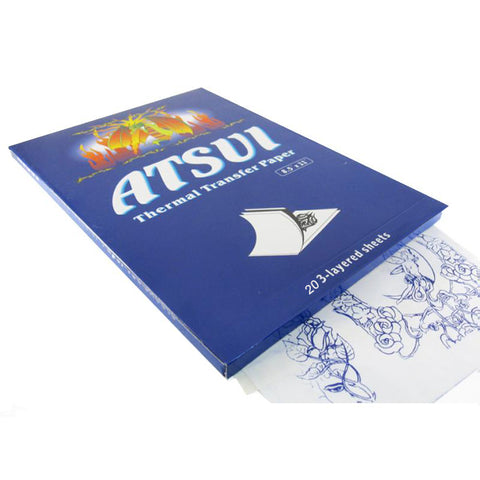 ATSUI Tattoo Thermal Copier Paper 20pcs/box