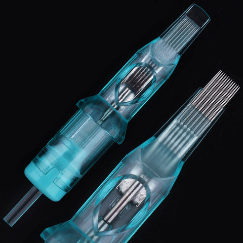VIPER Magnum #12 Long Taper Tattoo Needle Cartridges