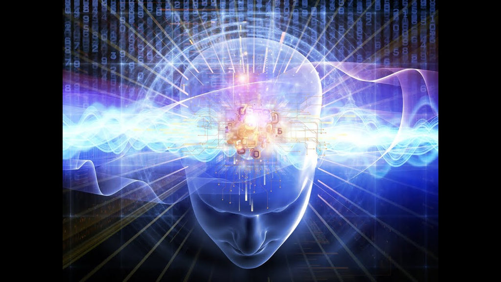 brain waves showing the effects of solfeggio frequencies
