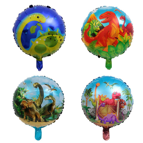 4x18 inch Jurassic Park Helium Foil Balloon Party Decoration
