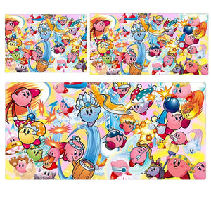 Kirby All Character Extended Mouse Pad Computer Desk Pad Mat 3 sizes