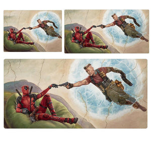 Deadpool 2 & Cable Extended Mouse Pad Computer Desk Pad Mat 3 sizes
