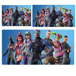 Fortnite Battle Royale Character Mouse Pad Computer Desk Pad Mat 3 size