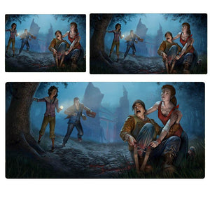 Dead By Daylight All Character Mouse Pad Computer Desk Pad Mat 3 sizes