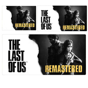 The Last of Us Remastered Joel Ellie Mouse Pad Computer Desk Pad Mat 3 size