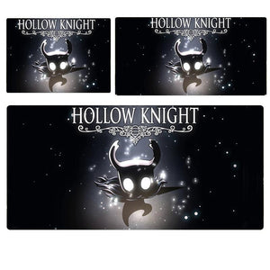Hollow Knight Mask Light Extended Mouse Pad Computer Desk Pad Mat 3 sizes