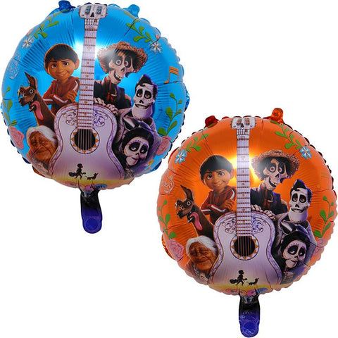 2x18 inch Coco Movie Helium Foil Balloon Party Decoration